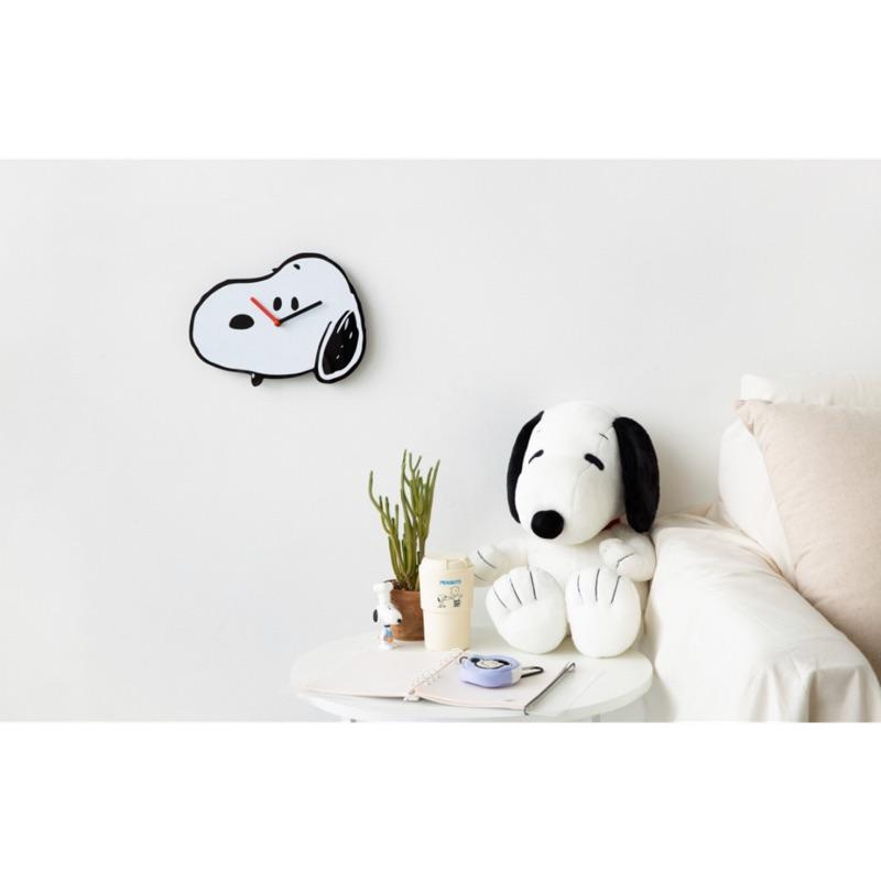 韓國10x10 史努比時鐘 snoopy 掛鐘 查理布朗 造型時鐘 史努比時鐘 韓國代購