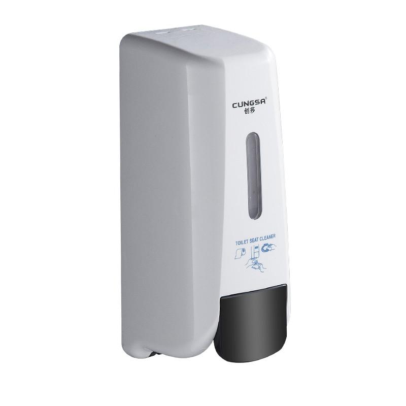 皂液器 廁板泡沫消毒器馬桶坐墊圈消毒機公共衛生間座便器清潔液坐廁蓋板