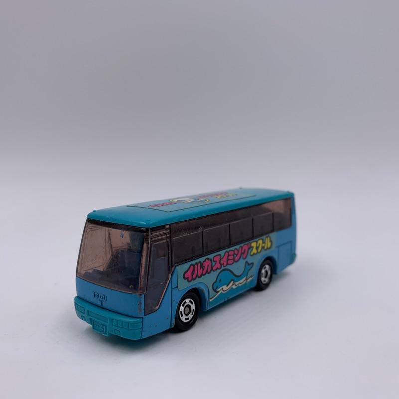 Tomica No.83 SWIMMING SCHOOL BUS 日本製