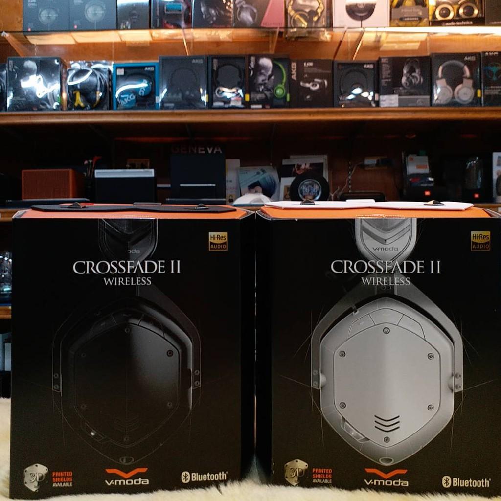 特價 視聽影訊 公司貨 V-MODA Crossfade 2 Wireless無線藍牙耳機黑另V-MODA ZN