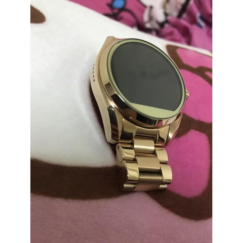 [安裝使用照片 ] 手錶鋼化膜  玻璃膜  防爆膜 TPU 軟膜 可用於 Michael Kors  MKT5004