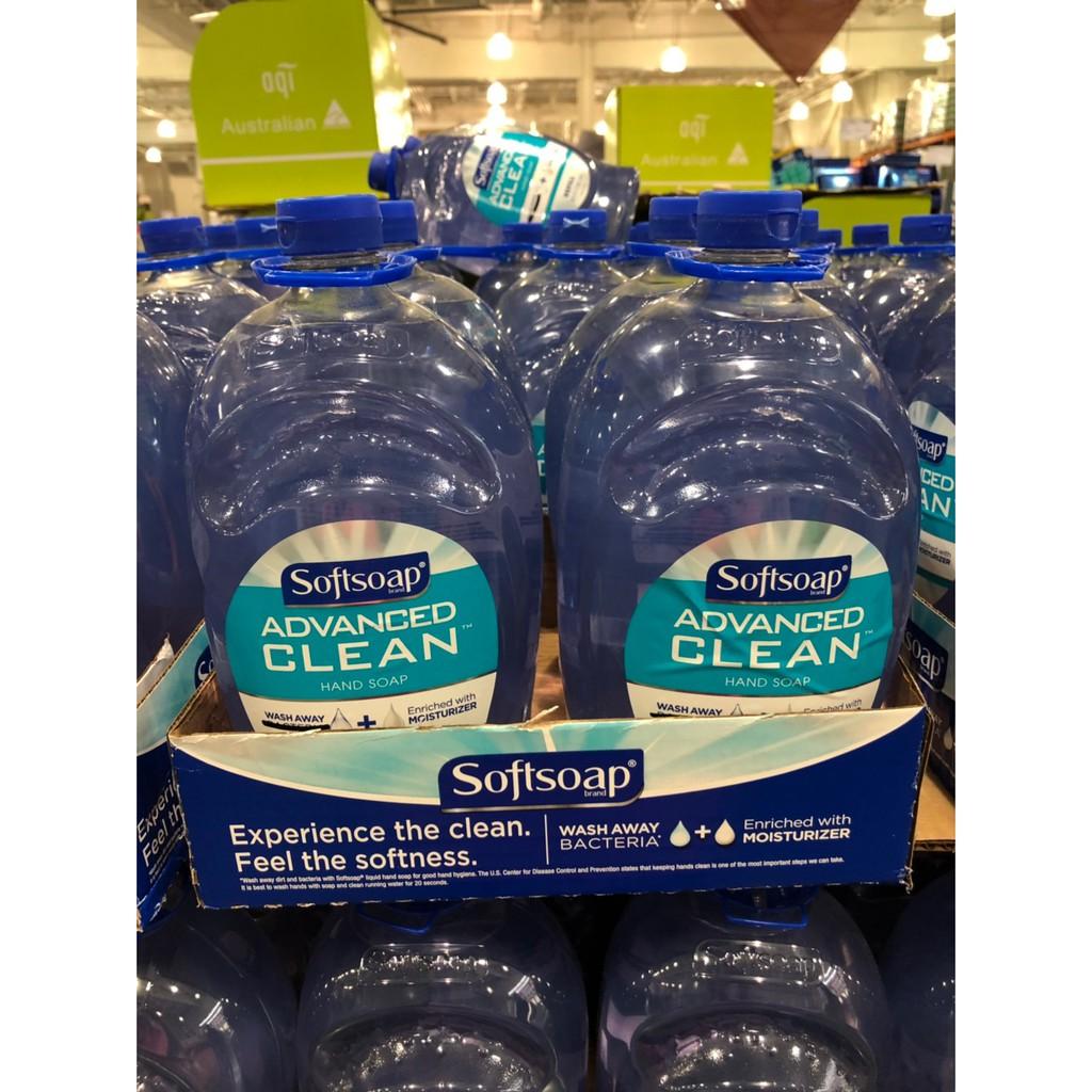 Costco 代購SOFTSOAP 清潔洗手乳2.36公升*2入