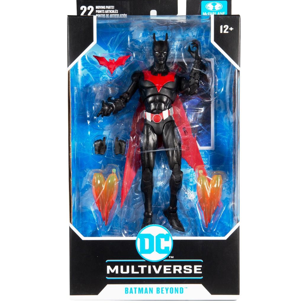 {克拉克玩具} 麥法蘭 DC Multiverse 7吋 未來蝙蝠俠 BATMAN BEYOND