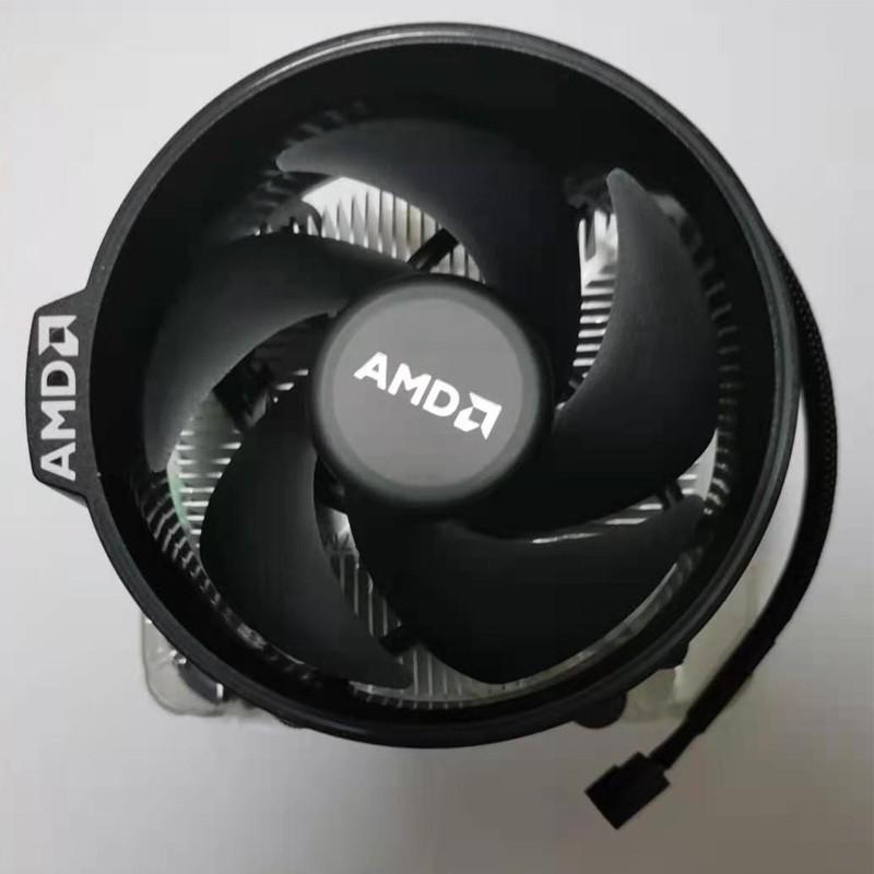 【現貨全新】AMD  R5 3600X R5 2600X R5 3400G Wraith Spire 帶燈原廠銅底風扇