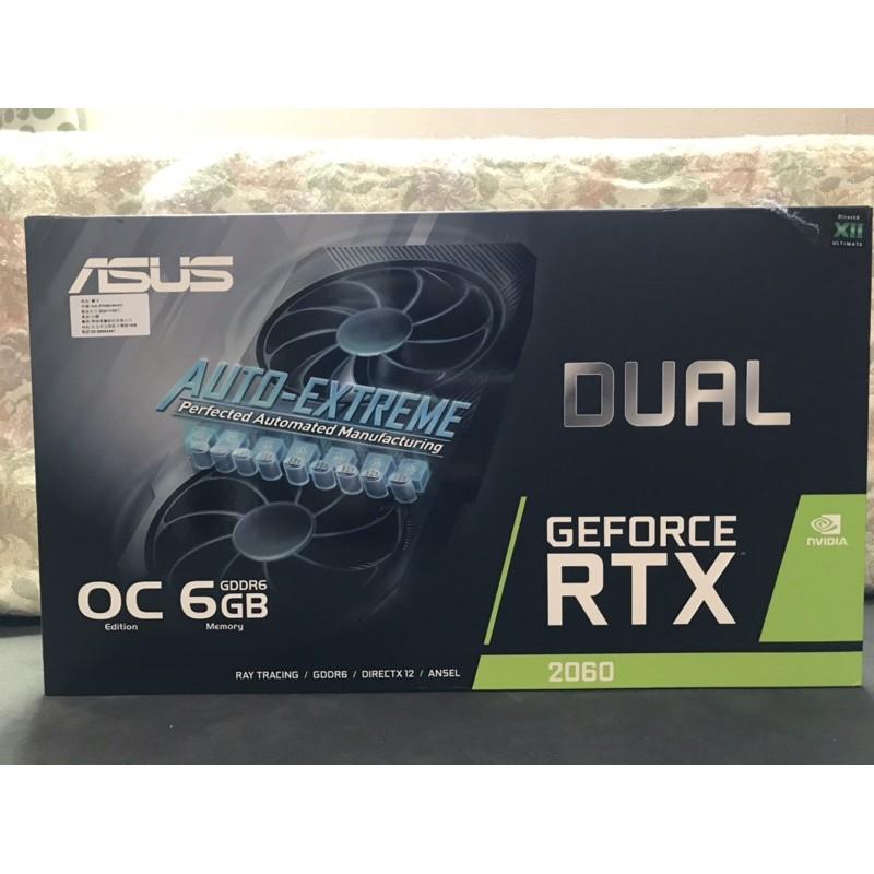 [華碩ASUS顯示卡]DUAL-RTX2060-O6G-EVO顯卡