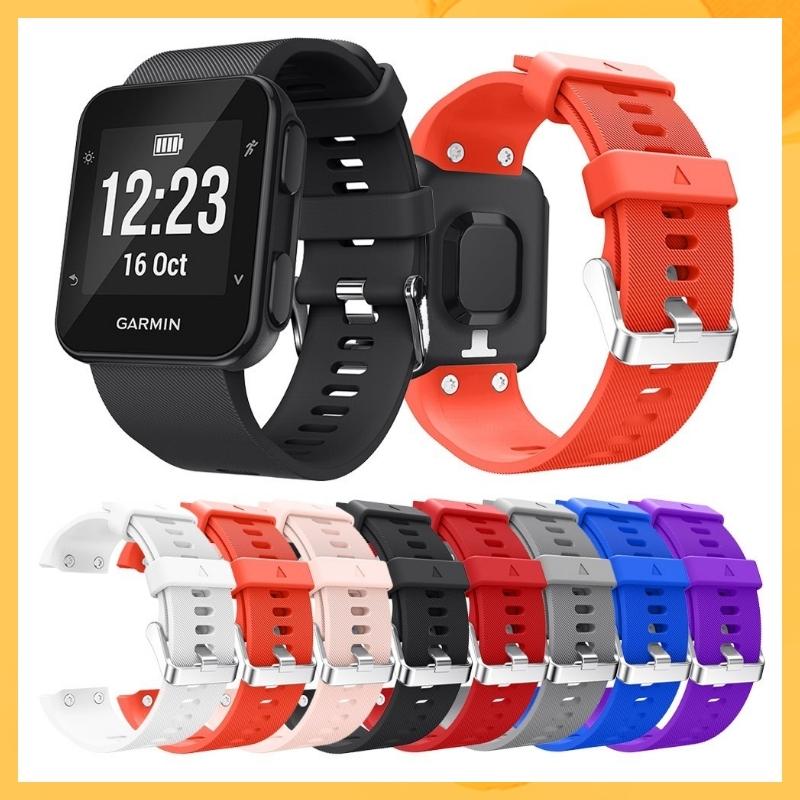 佳明Garmin Forerunner 35矽膠錶帶 Forerunner 35官方同款錶帶 運動錶帶 腕帶 F35