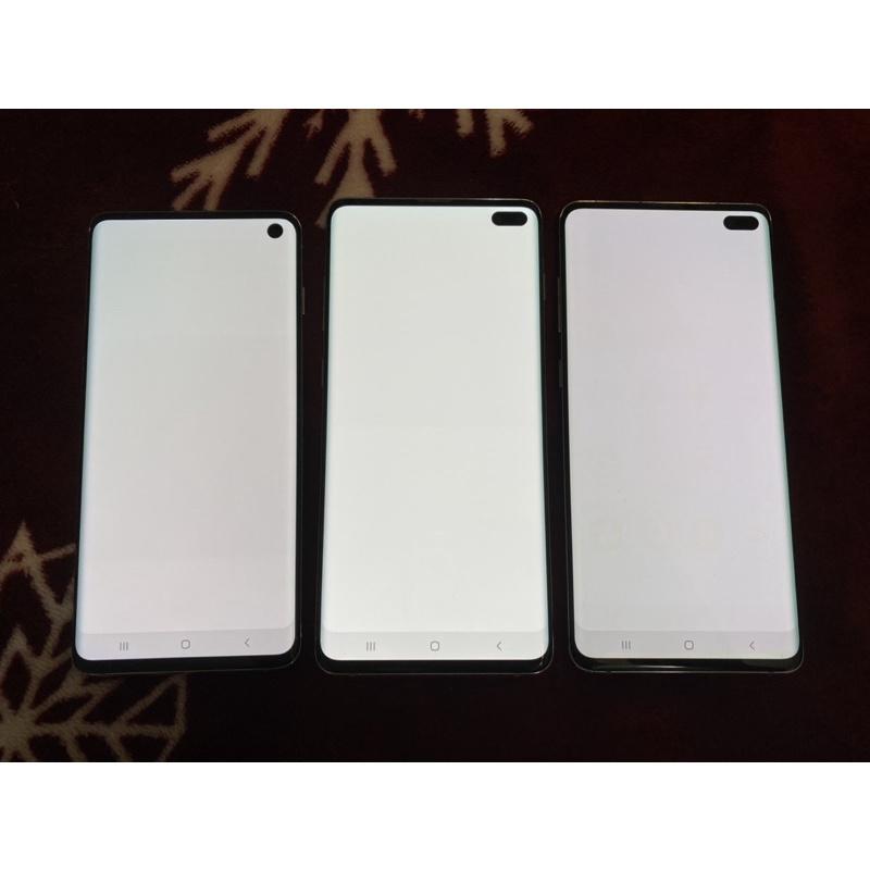 中古機 二手 Samsung 三星 S10 S10+ S10 Plus G973 G975 128G 白 安卓 智慧型