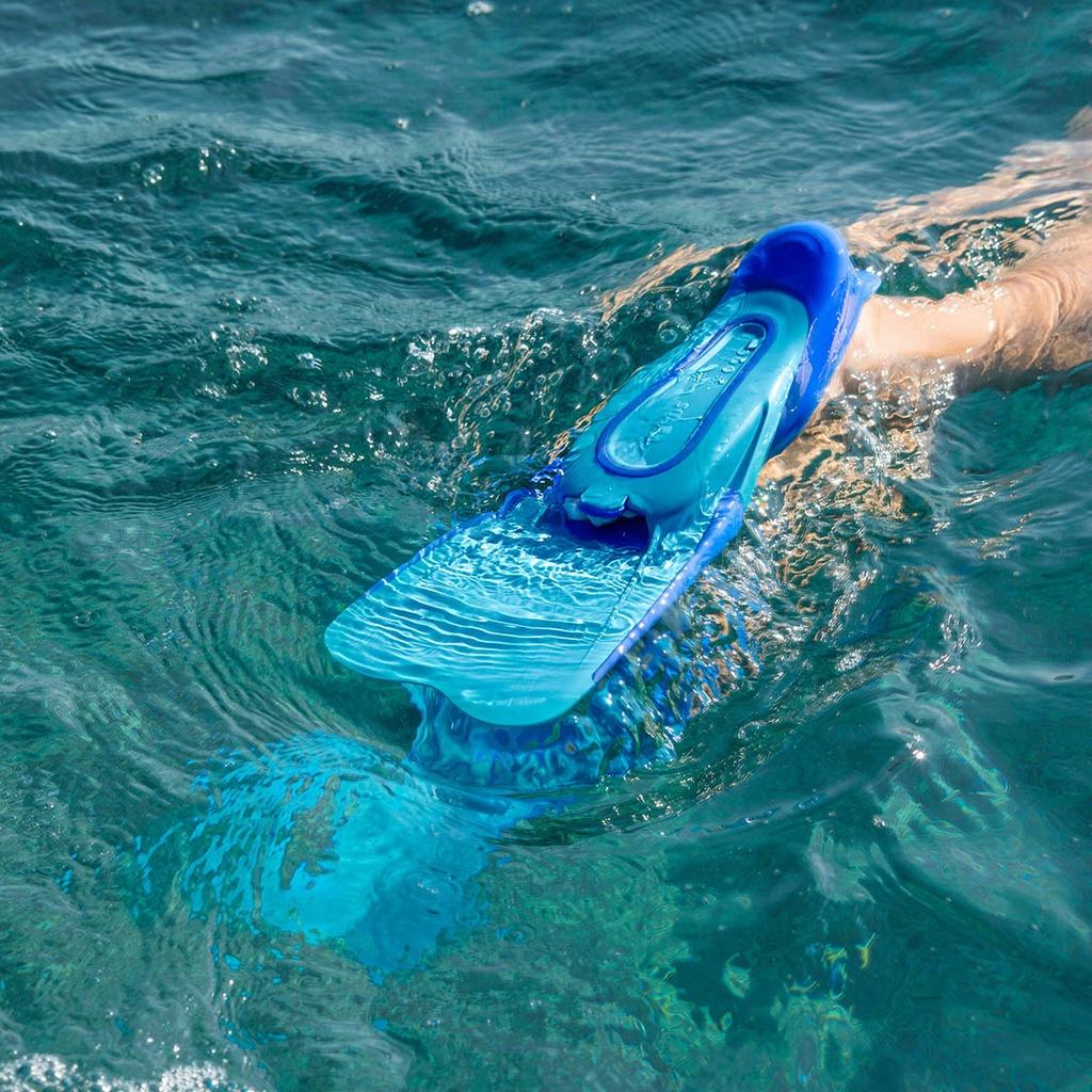 【精品現貨】速發 潛水蛙鞋 腳蹼 迪卡儂潛水裝備成人自由潛短腳蹼專業浮潛腳蹼游泳訓練蛙鞋OVS 浮潛蛙鞋 自潛蛙鞋