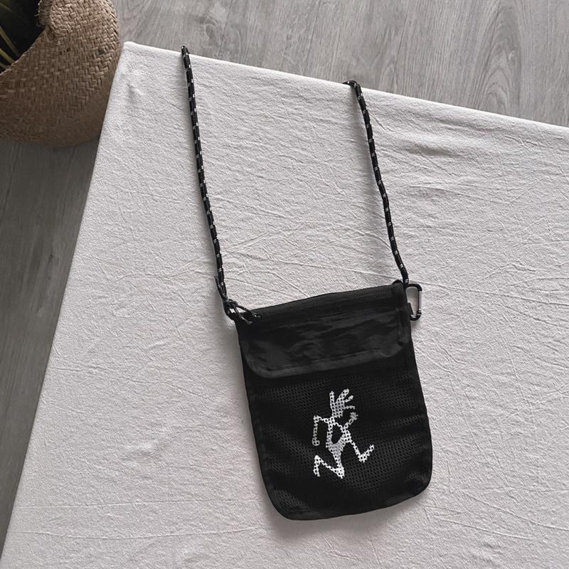 🔸『Jz.Clothes』Gramicci Multi Case 小野人 , 斜背包 小包 繩包 戶外