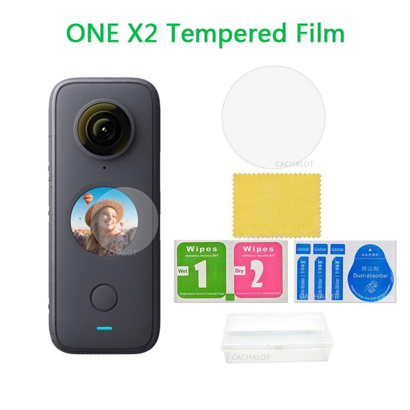 適用於 Insta 360 ONE X2 鋼化玻璃膜的新型 Insta360 ONE X2 相機配件原裝