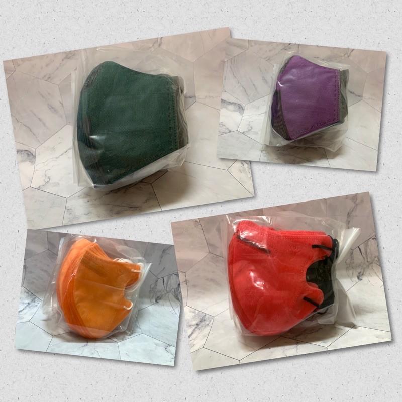 🔔彩翊商行🔔  ❗️現貨❗️淨新醫用口罩 成人超立體3D壓條口罩/全色口罩/基本色口罩 台灣製🇹🇼