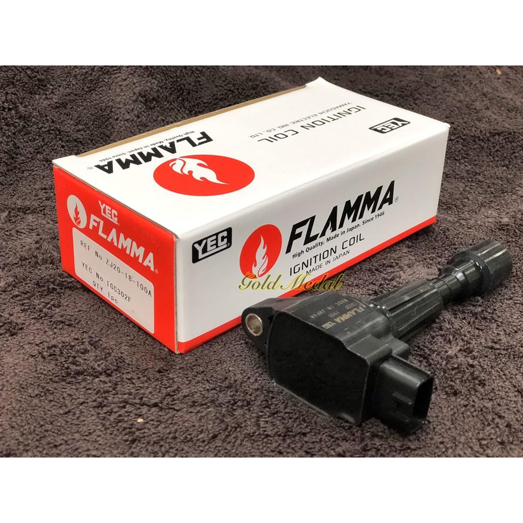 ※豬氏會社※Fiesta 1.6 MAZDA 2 1.5 08-14 考耳(點火線圈) 全新 日本 YEC
