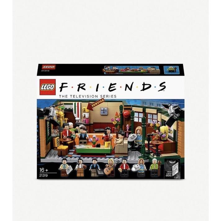 【花樂發28】樂高 LEGO 21319 中央公園咖啡館 六人行 IDEAS 系列