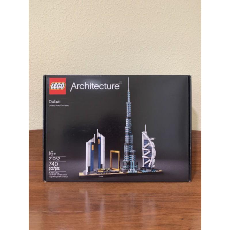 ( 山姆漢克) LEGO 21052 杜拜 建築系列