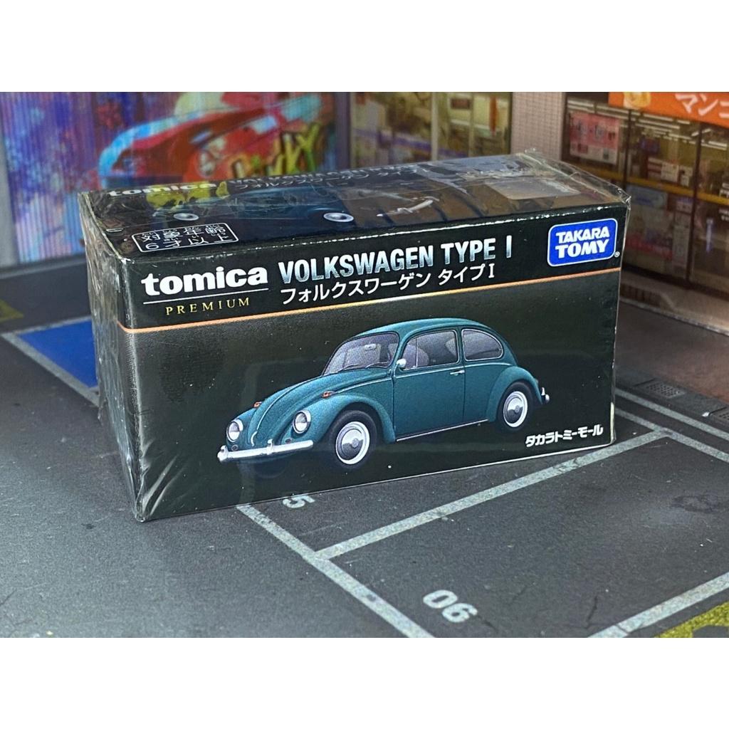 TOMICA Premium 黑盒 無碼 日本限定 福斯 金龜
