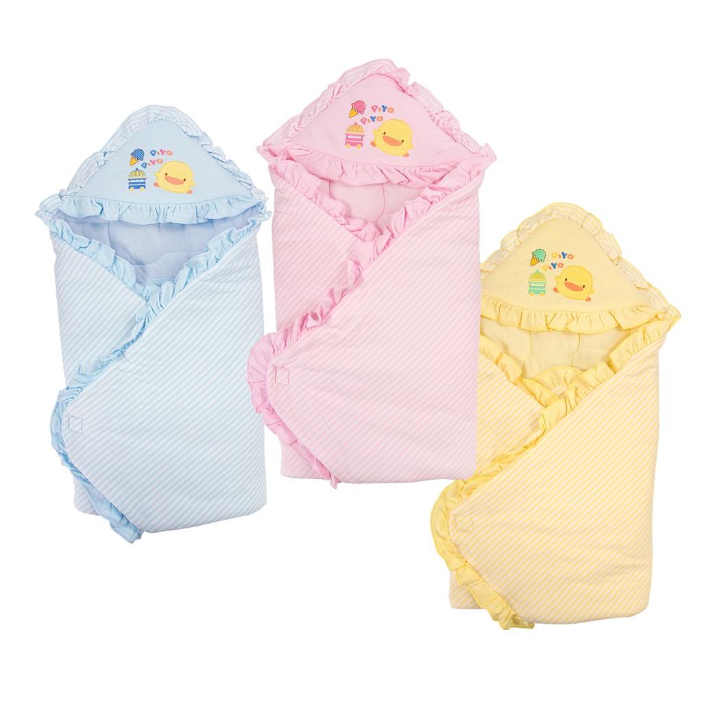 黃色小鴨冬季包巾GT81569 柔軟保暖 猶如媽媽溫暖懷抱 HORACE