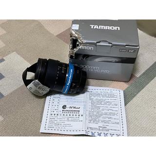 可刷卡分24期 Tamron 28-300mm F3.5-6.3 Di VC PZD A010 騰龍 平輸 外觀如新 屏東縣
