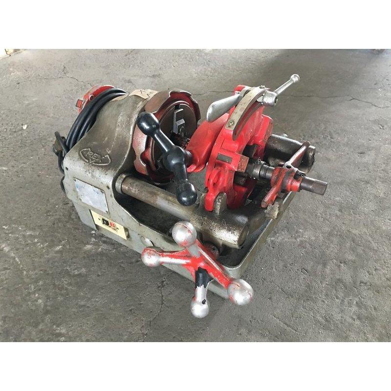 [龍宗清] REX半自動車牙機 (18022602-0017) 1.5 半電動車管機 半電動車芽機 半電動車牙機 絞牙機
