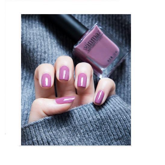 香芋紫 飽和指甲油 水性指甲油 可撕剝 12ml