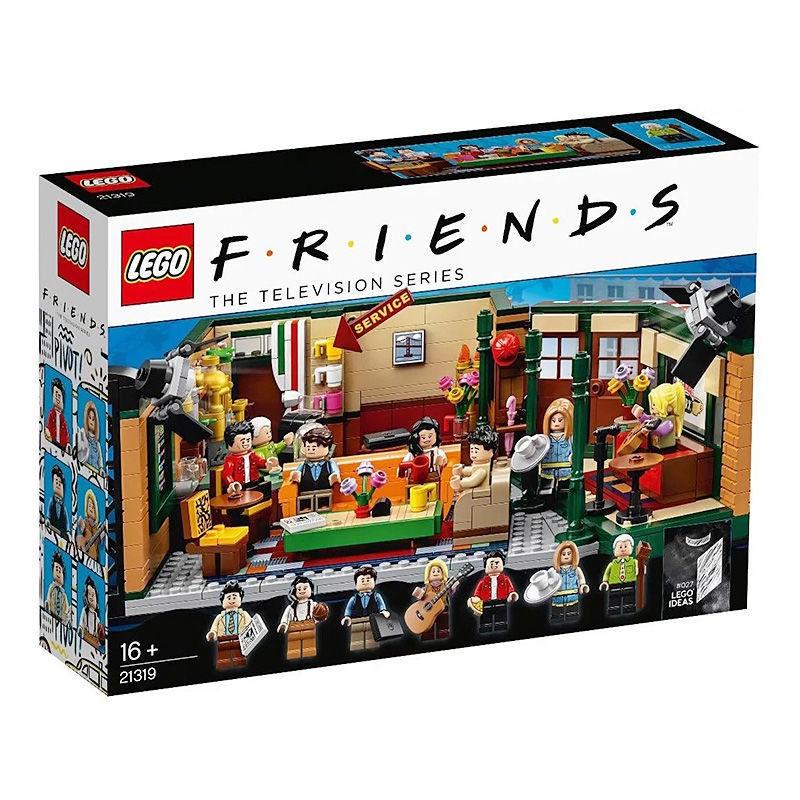樂高LEGO 老友記 21319 Ideas系列 積木玩具