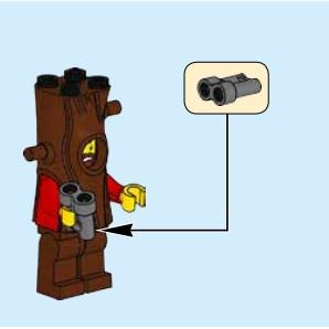 【LEGOVA樂高娃】LEGO 樂高 60174-5 樹人 下標前請詢問