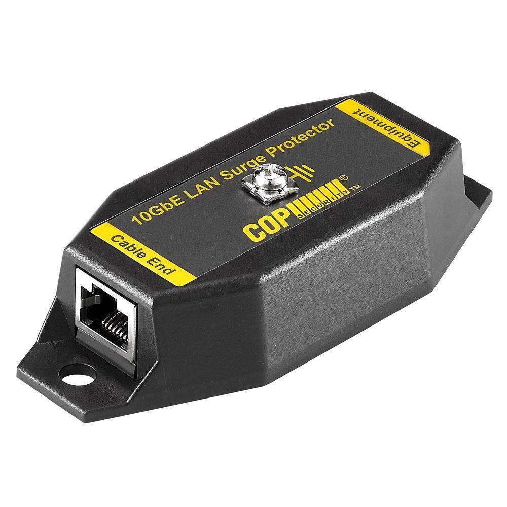 1埠 10GbE 網路隔離型突波保護器, 15KV等級  (15-SP06UAG)