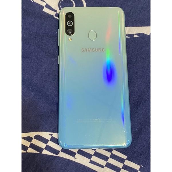 中古機 二手 三星 Samsung A60 A606 6.3吋 6+128G 綠色 安卓 智慧型手機