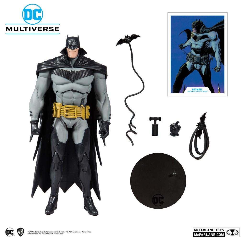 全新現貨 麥法蘭 DC Multiverse 蝙蝠俠 白騎士 BATMAN 超商付款免訂金