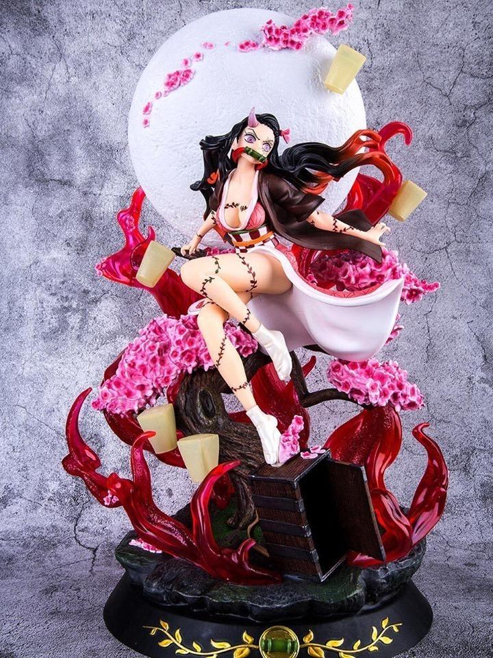 【夜風GK-現貨免運】魔方-爆血彌豆子 鬼滅之刃 港版