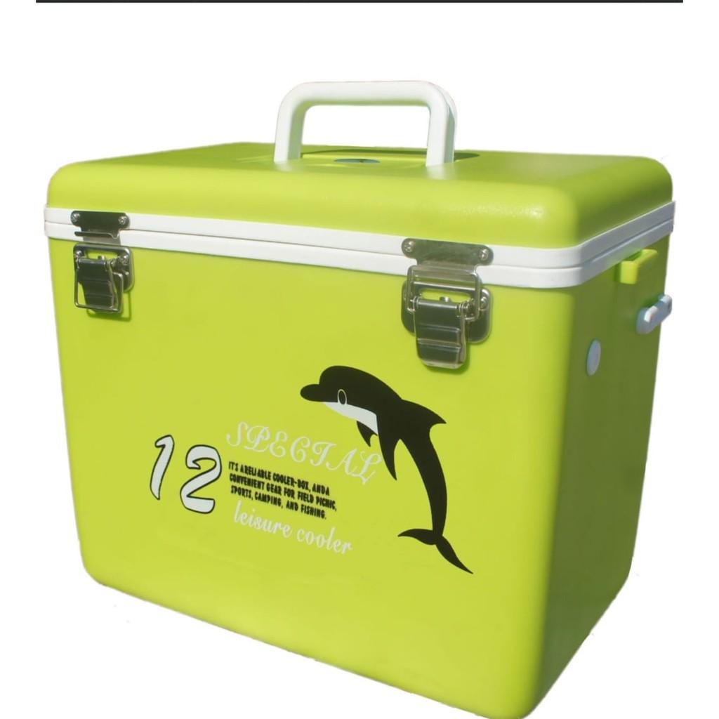 📣冰寶休閒釣魚 活餌冰箱12公升 ♻️品名:12活餌冰箱