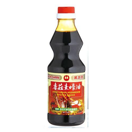 萬家香香菇素蠔油600g【愛買】
