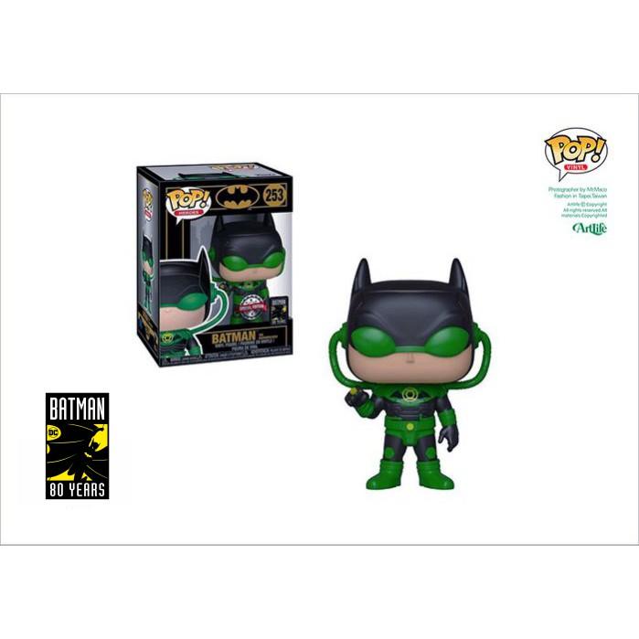 ArtLife @ FUNKO POP DC Batman 80 TH Dawn Breaker 黑暗蝙蝠俠 限定版