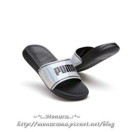 韓國【Fila】Sleek Tender Lines拖鞋