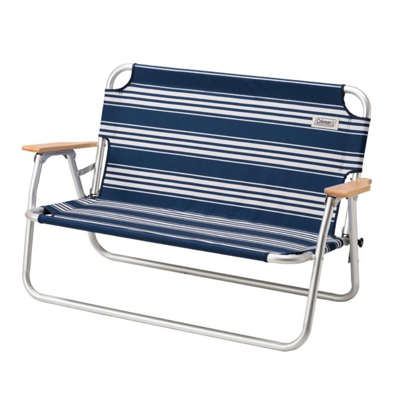 美國‼️Coleman ✨雙人折疊長椅💕輕量攜帶方便可手提 椅面平整‼️免運公司貨快速出貨‼️(有發票)