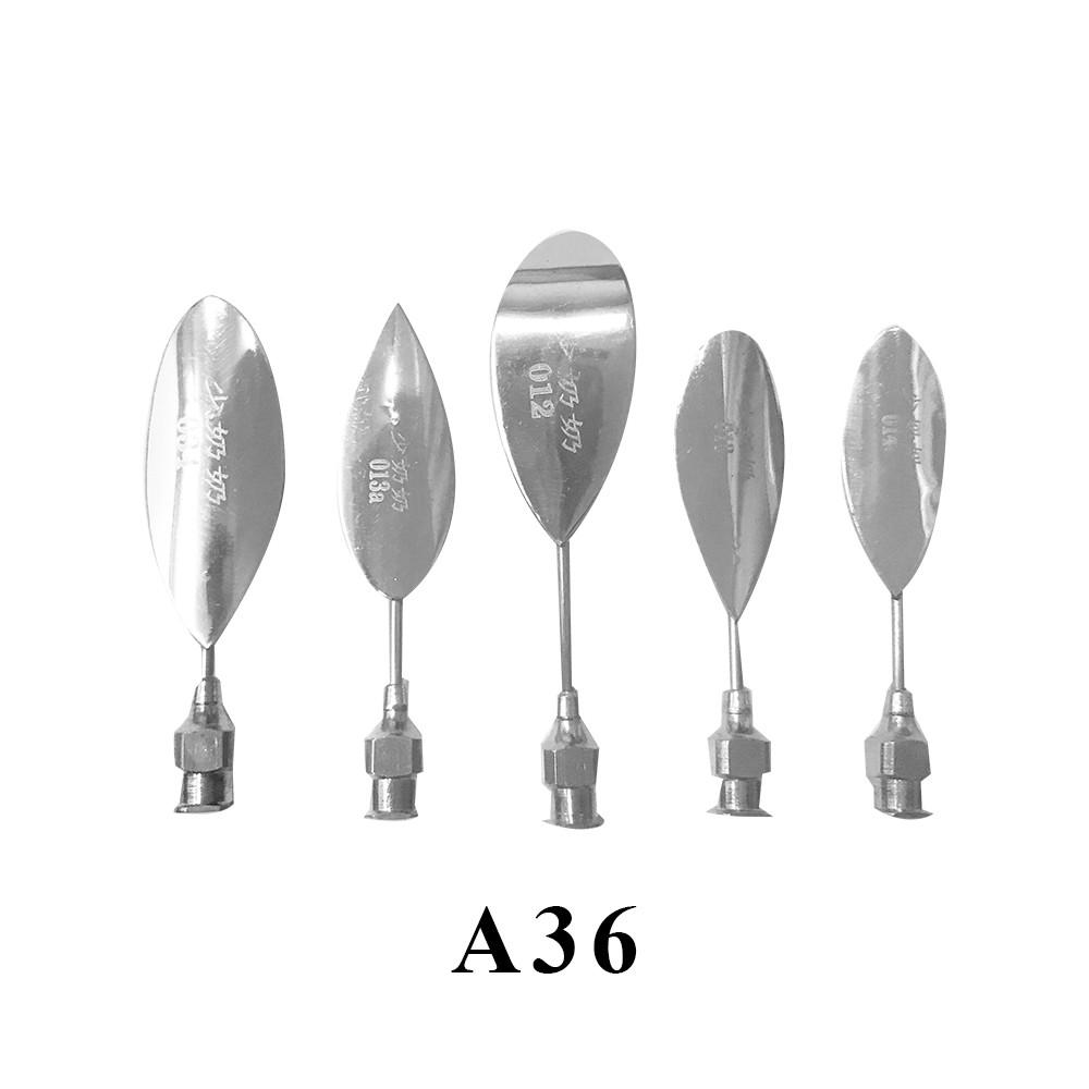 優果《越南進口不鏽鋼果凍花針A36》每組內含5支針