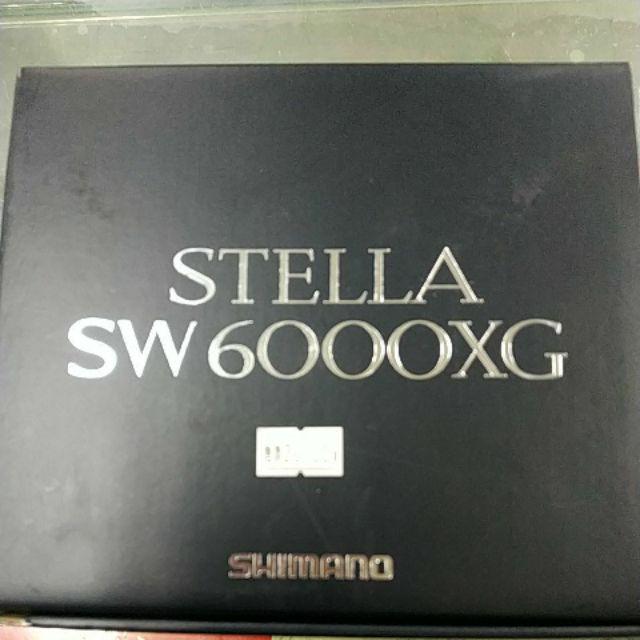 SHIMANO STELLA SW 6000XG