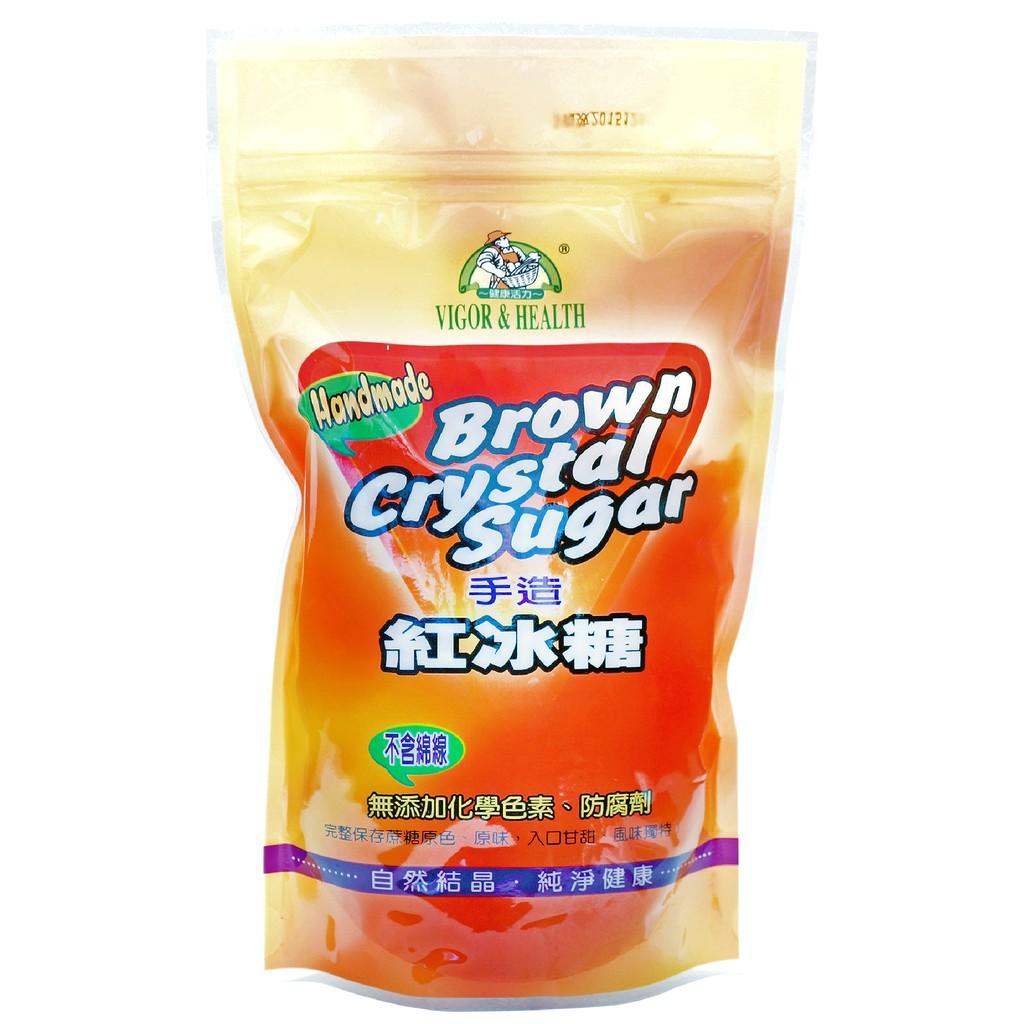 【亨源生機】手造紅冰糖 600g/袋