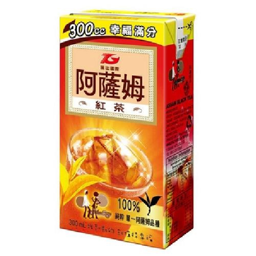阿薩姆 紅茶(300mlX24包/箱)[大買家]