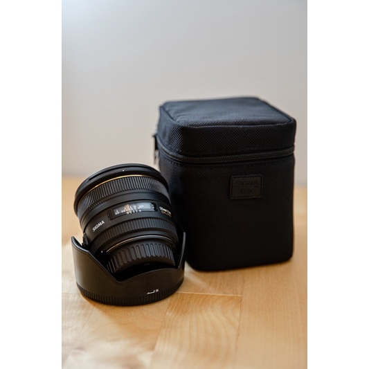 近全新|二手| Sigma 50mm f1.4 ex dg hsm for Canon|人像|大光圈