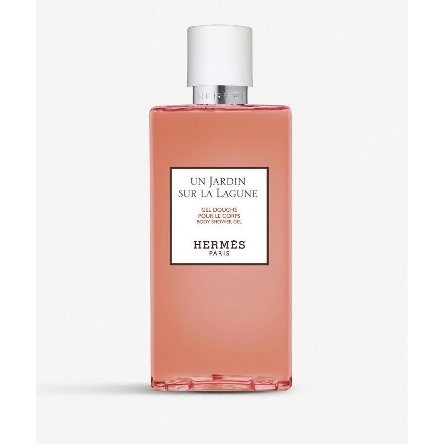 Hermès愛馬仕潟湖花園中性沐浴乳/身體乳200ml