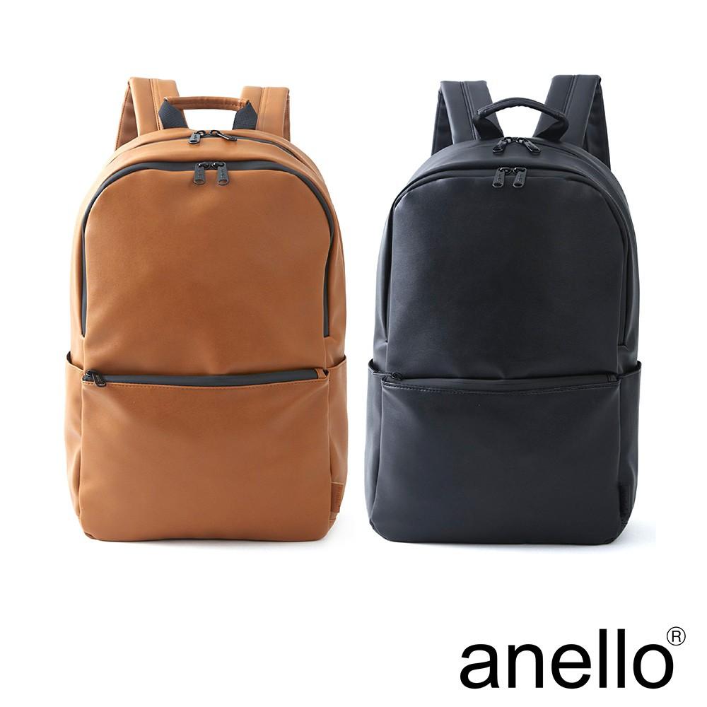 anello ALTON 沉穩霧光挺版防潑水PVC後背包 (AT-B3641)~新色到