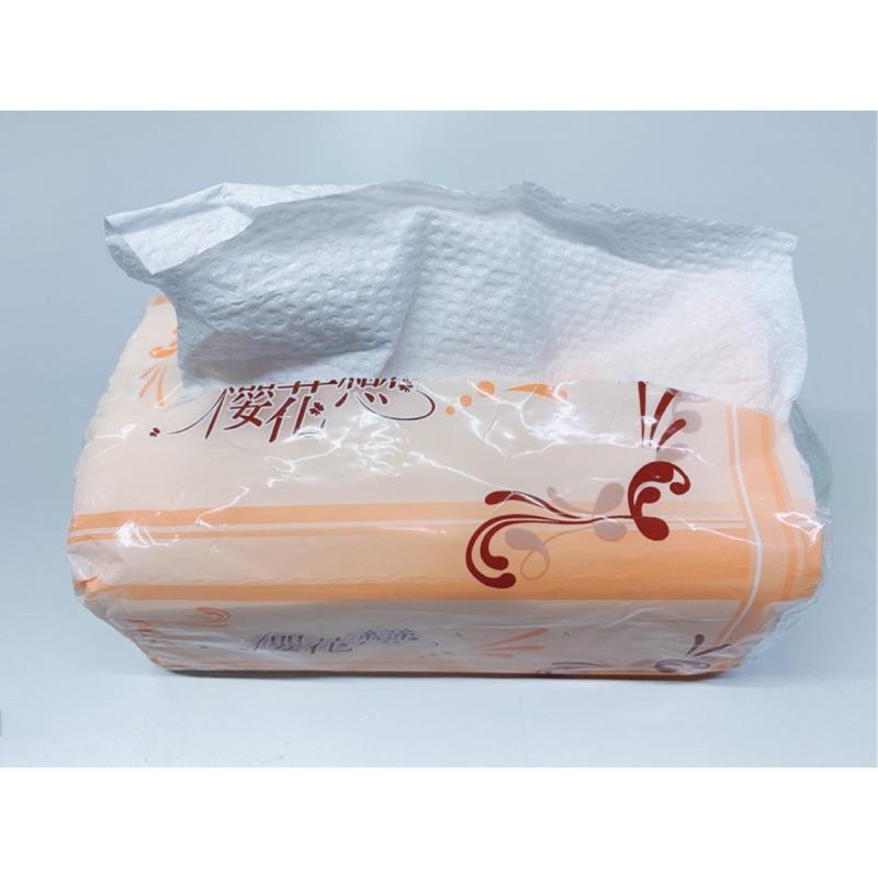 [現貨]衛生紙 櫻花戀抽取式柔紙巾 抽取式衛生紙