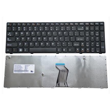全新聯想 Lenovo Ideapad B570 B590 B575 Z575 Z570 英文鍵盤帶