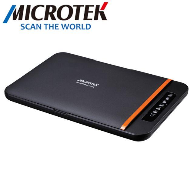 免運費 Microtek 全友 i4800 超輕薄掃描器