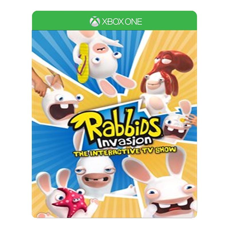 現貨秒發✨XBOX ONE 瘋狂的兔子 全面入侵 KINECT 體感遊戲 兌換碼 激活碼 數位版