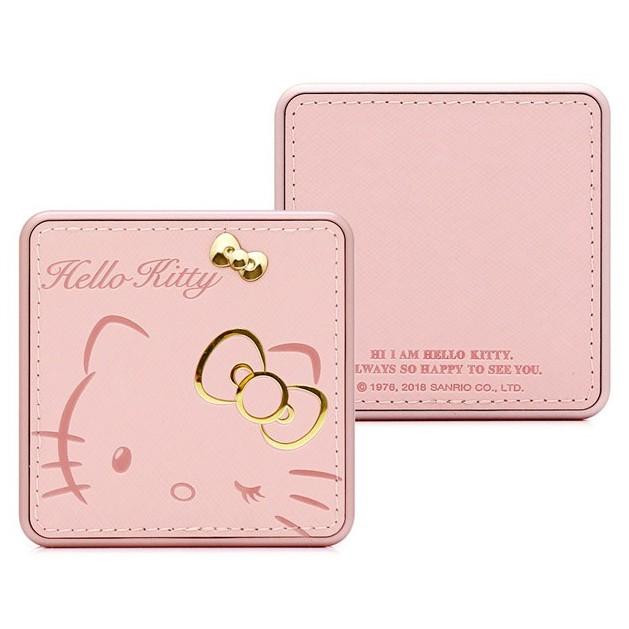 GARMMA Hello Kitty 皮革行動電源 金典款