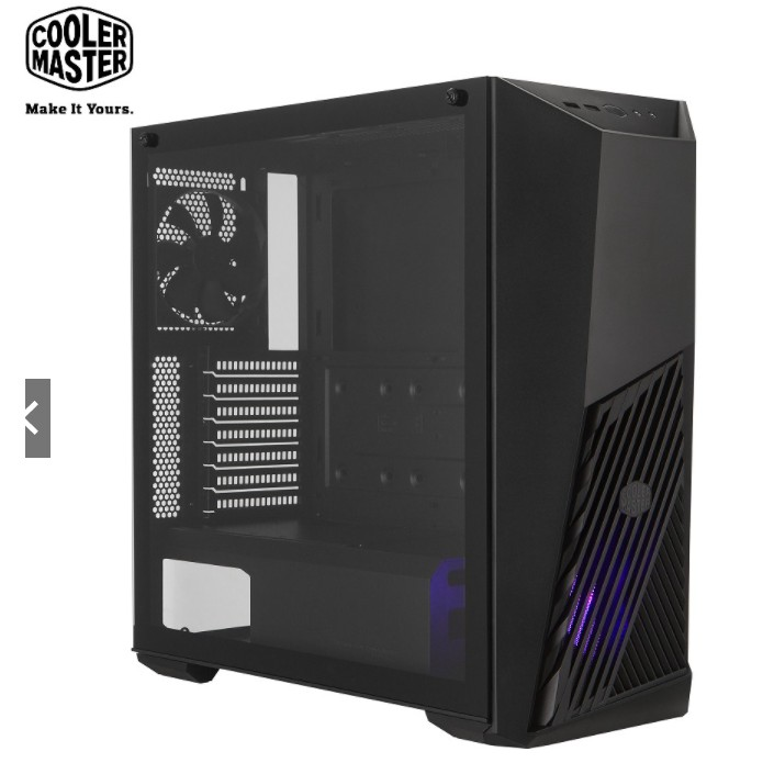 Cooler Master 酷碼 MasterBox K501L RGB 電競機殼