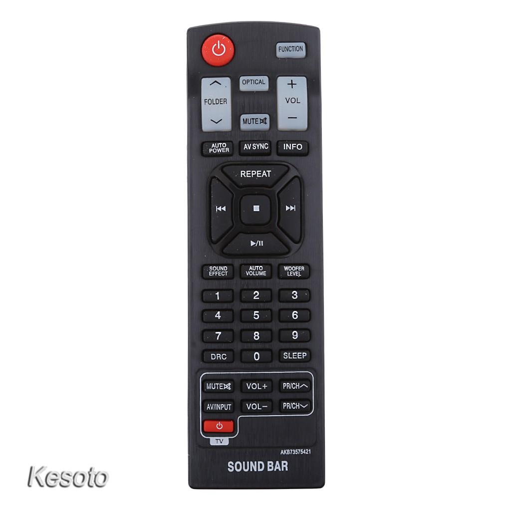 [Kesoto] Lg Sound Bar Nb4532B, Nb4540, Nb4543, Nb5540 的 Akb7