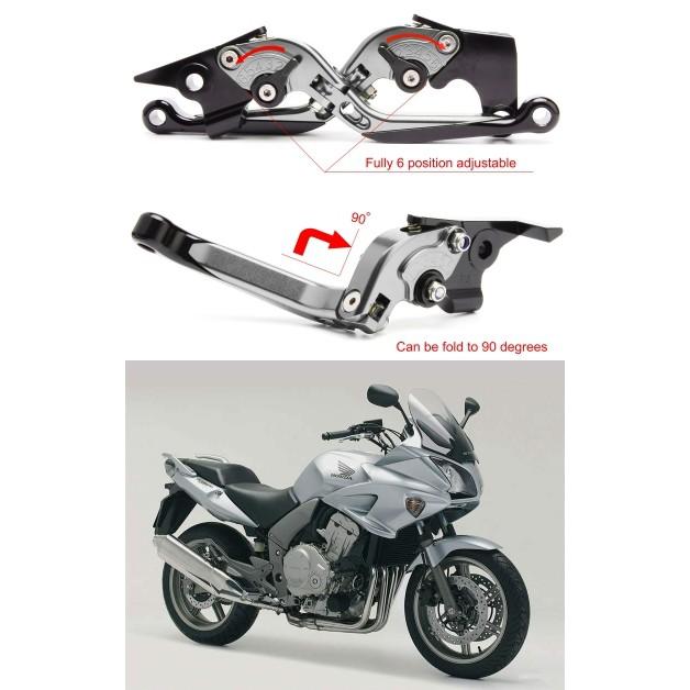 騎行摩配 HONDA 本田 CBF1000 2006~2009年款 六段可調節伸縮拉桿