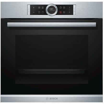 BOSCH 烤箱 HBG634BS1 經典銀